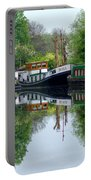 Grand Union Canal Cowley West London Portable Battery Charger