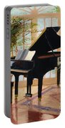 Grand View By Marilyn Nolan- Johnson Portable Battery Charger