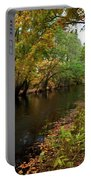 Grand Western Canal At Westcott Portable Battery Charger