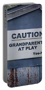 Grandparents At Play Portable Battery Charger