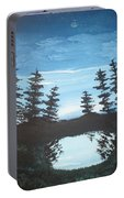 Grandpa's Piney Pond Portable Battery Charger