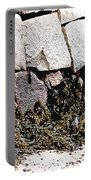 Granite And Seaweed Portable Battery Charger