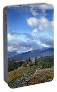 Granite Park - Glacier National Park Portable Battery Charger