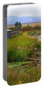 Grant Khors Ranch Deer Lodge  Mt Portable Battery Charger