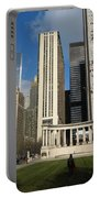Grant Park Chicago Portable Battery Charger