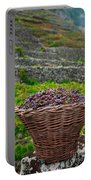 Grape Harvest Portable Battery Charger