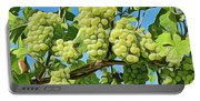 Grapes Not Wrath Portable Battery Charger