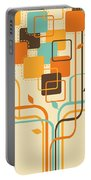 Graphic Tree Portable Battery Charger
