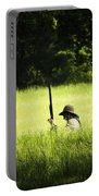 Grass Coverage Portable Battery Charger