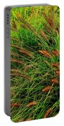 Grasses In The Verticle Portable Battery Charger