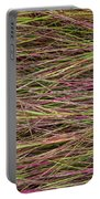 Grassy Abstract Portable Battery Charger