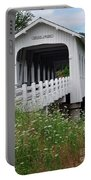 Grave Creek Bridge Portable Battery Charger