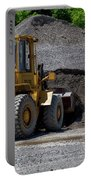 Gravel Pit Loader And Dump Truck 04 Portable Battery Charger