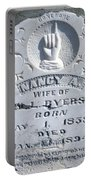 Gravestone Portable Battery Charger