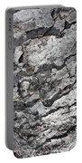 Gray Bark Portable Battery Charger