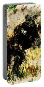 Grazing Bison Portable Battery Charger
