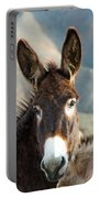 Grazing Burros Portable Battery Charger