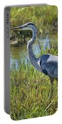 Great Blue Heron II Portable Battery Charger