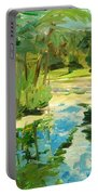 Great Brook Farm Canoe Launch Portable Battery Charger