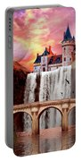 Great Falls Castle Portable Battery Charger