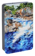 Great Falls Waterfall 201826 Portable Battery Charger