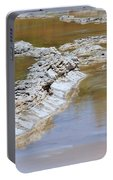 Great Fountain Geyser Firehole Lake Drive Portable Battery Charger