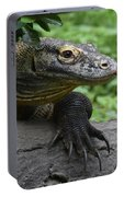 Great Look At A Komodo Dragon With Long Claws Portable Battery Charger