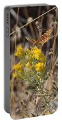 Great Spangled Fritillary 3 Portable Battery Charger