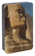 Great Sphinx Of Giza Portable Battery Charger