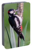 Great Spotted Woodpecker 1  Portable Battery Charger