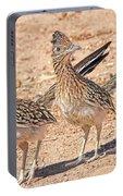 Greater Roadrunner Bird Portable Battery Charger