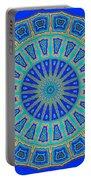 Grecian Tiles No. 2 Portable Battery Charger