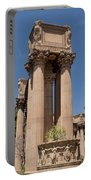 Greek Architecture Portable Battery Charger