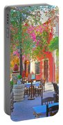 Greek Culture - 4162 Portable Battery Charger