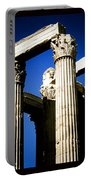 Greek Pillars Portable Battery Charger