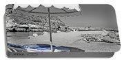 Greek Umbrella Portable Battery Charger