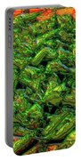 Green Bean Montage Portable Battery Charger