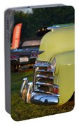 Green Chevy Portable Battery Charger