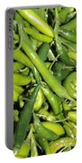 Green Chilis Portable Battery Charger