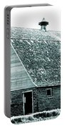 Green Field Barn Portable Battery Charger