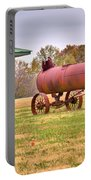 Green Frog Village Farm Implement Portable Battery Charger