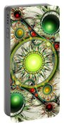 Green Jewelry Portable Battery Charger
