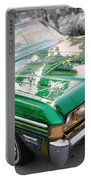 Green Low Rider Portable Battery Charger