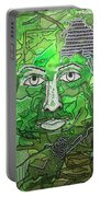 Green Man Portable Battery Charger