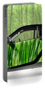 Green Mini Car Portable Battery Charger