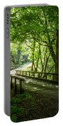 Green Nature Bridge Portable Battery Charger