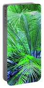 Green Palm Portable Battery Charger