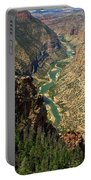 Green River Carving Canyon Portable Battery Charger