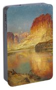 Green River Of Wyoming Portable Battery Charger