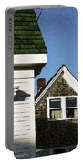Green Roof Stonington Deer Isle Maine Coast Portable Battery Charger